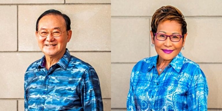 Linda and Jimmy Yip