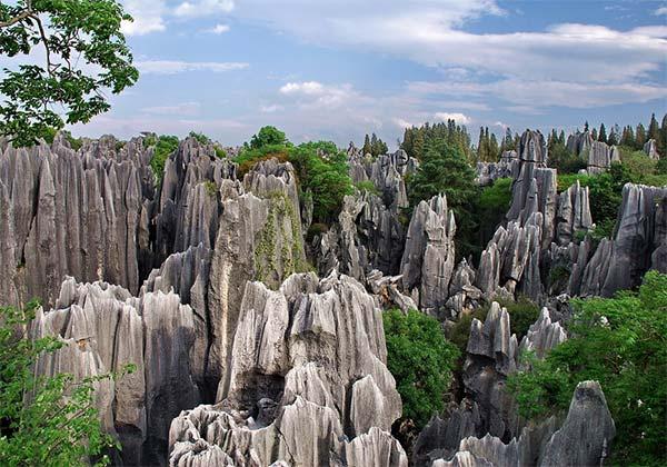 Kunming Stone Forest.