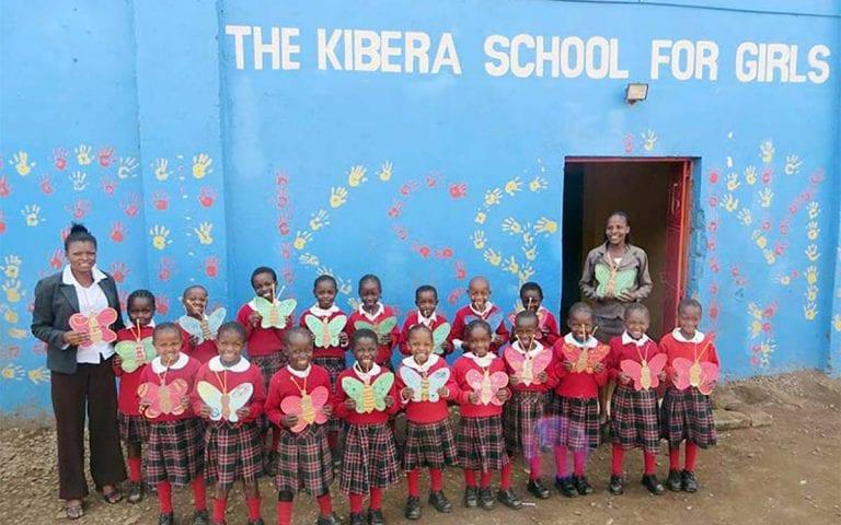 NYF in Kibera